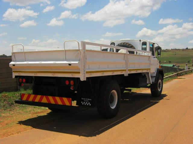 Samag 70 4x2 Samil All Wheel Drive Trucks