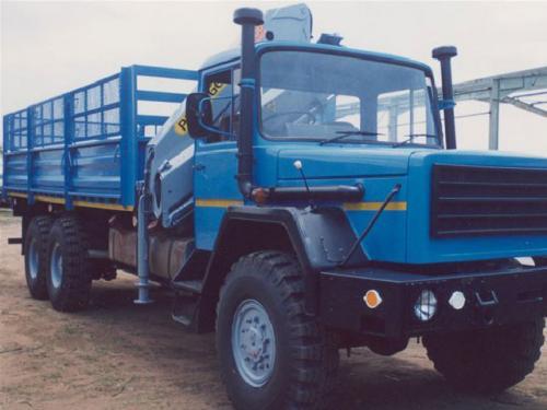 Samil 100 6x6 Samil All Wheel Drive Trucks