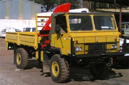 Samil 20 4x4 Samil All Wheel Drive Trucks