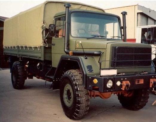 Samil 50 4x4 Samil All Wheel Drive Trucks